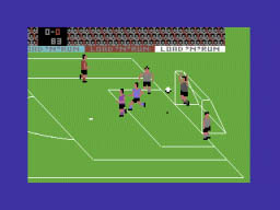 Fútbol - Load´n´run - Commodore (1)