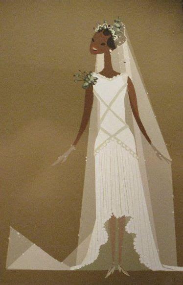 "Tiana's wedding dress concept art from Disney's ""Princess"