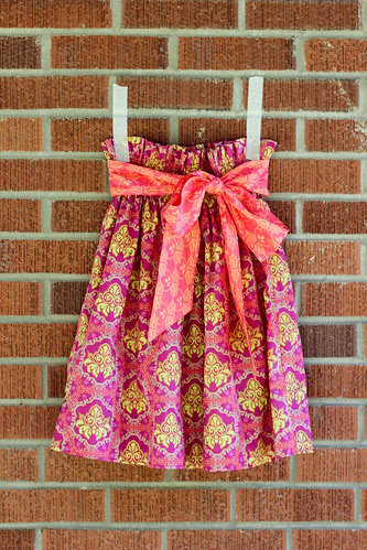 Enchanted Bow Skirt by Jeni Baker