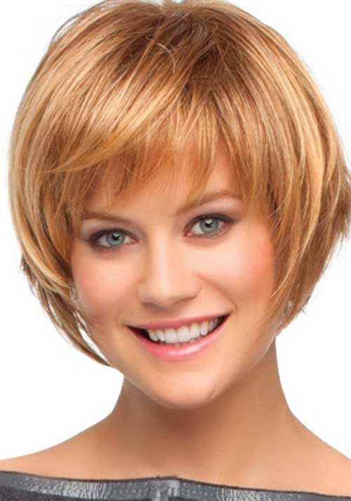 20 Short Bob Haircut Styles 2012 - 2013 | Short Hairstyles 2018 - 2019 | Most Popular Short ...