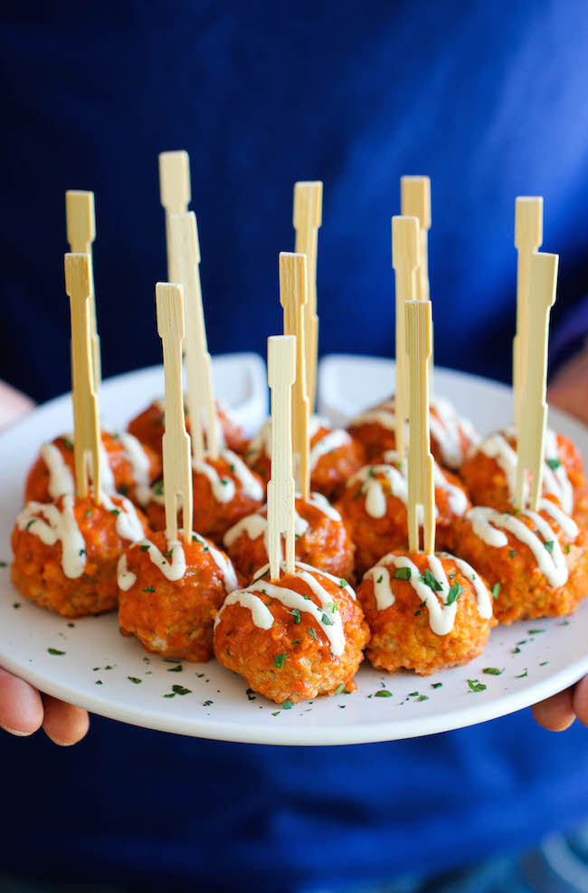 Perfect Party Foods: Fix & Forget Meatballs