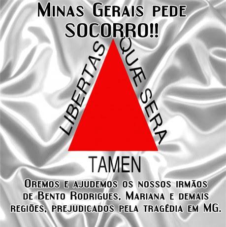 Minas Gerais pede socorroPM avisa moradores que terceira barragem est trincada