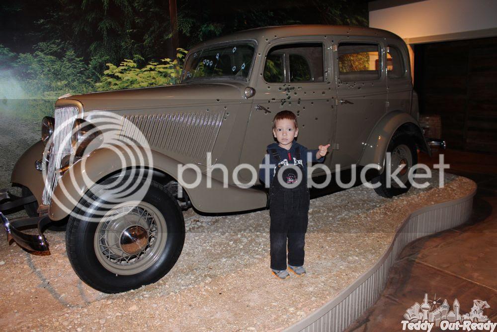 Texas Museum Car