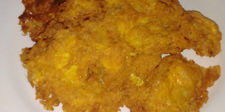 Resep Telur Dadar Kriuk Ala Kopi Klotok Jogja Oleh Mawar MWR_kitchen