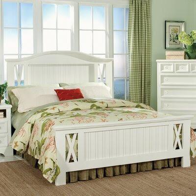 Modern Panel Bed   Wayfair