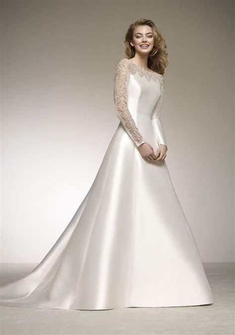 39 best Pronovias 2018 Bridal images on Pinterest   Bridal