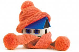 Φτηνοί τρόποι για να ζεστάνετε το διαμέρισμά σας