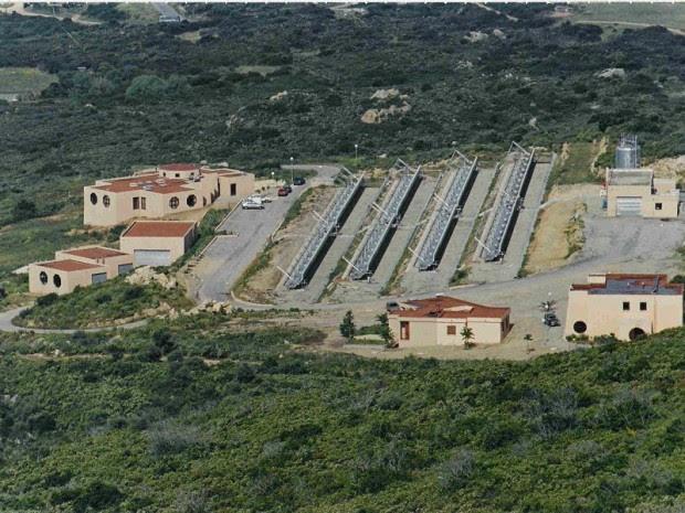 Projet de centrale solaire Myrte (Corse)