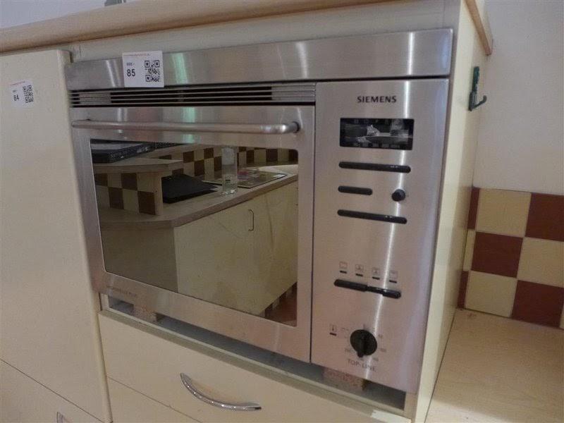 Verbazingwekkend Keuken aanbiedingen: Siemens topline combi oven ZB-99