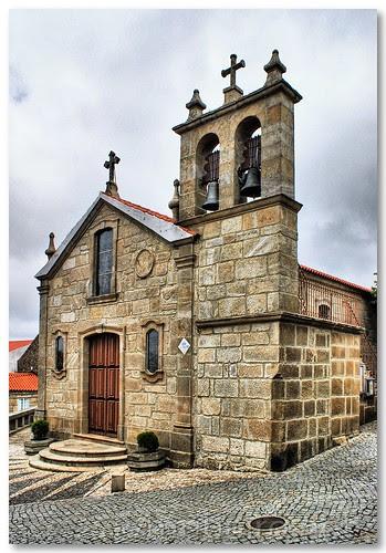 Igreja do Folgosinho by VRfoto