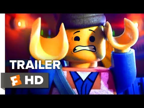 The LEGO Movie 2: The Second Part Trailer #1 (2019)