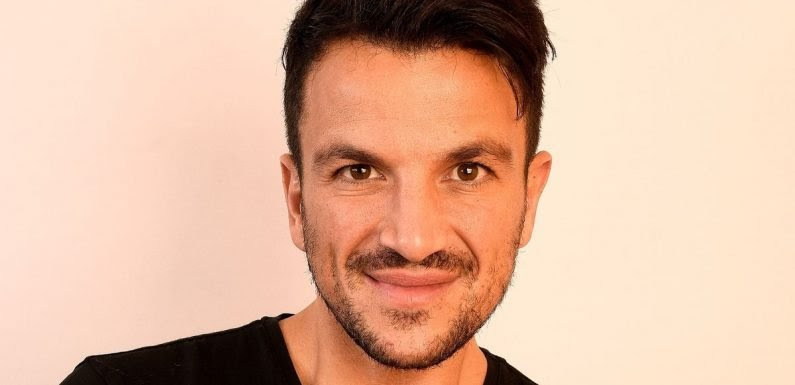 Tribal Tattoos And Track Marks Transform Peter Andre Into Heroin