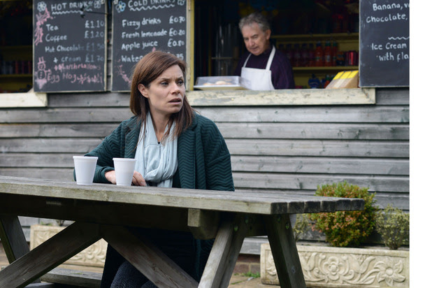 Emma waits to meet Lucy's killer
