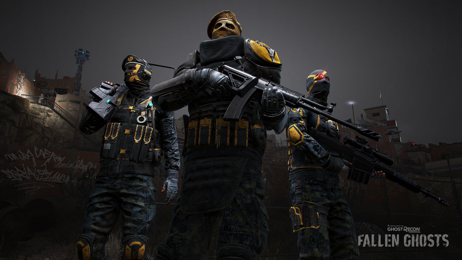 Ghost Recon Wildlands picks right back up with the Fallen Ghosts expansion screenshot
