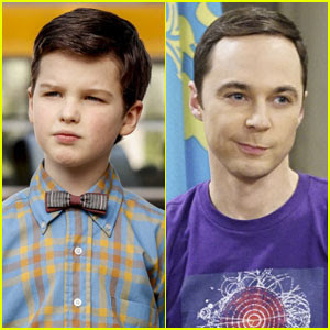 Big Little Lies' Iain Armitage as Young Sheldon - First Look!
