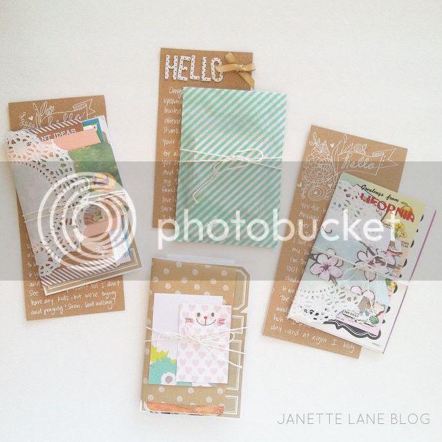 janette lane mail
