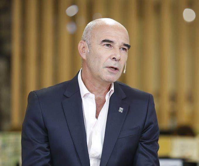 El titular de la Aduana estuvo ayer en PM Rodrigo Néspolo