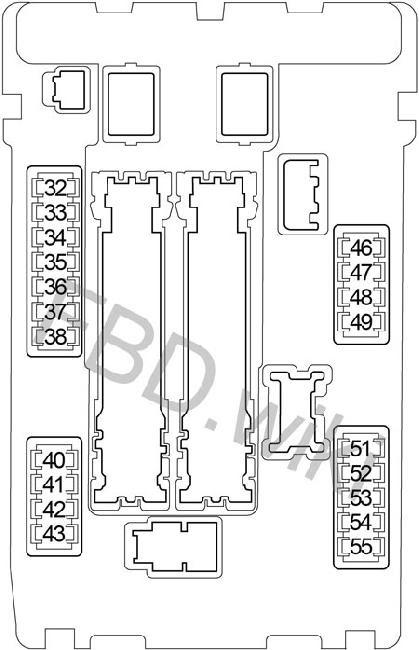 07 12 Nissan Altima Fuse Box Diagram