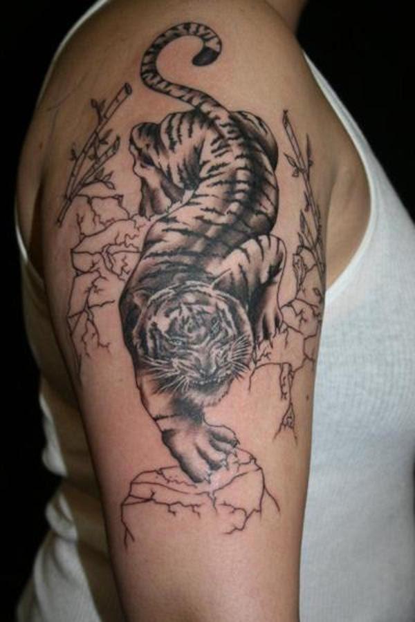 40 Quarter Sleeve Tattoos Art And Design