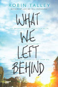 Title: What We Left Behind, Author: Robin Talley