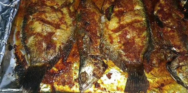Resep Ikan Panggang Oven Oleh Anne Putri Amelia Resep Nusantara Enak
