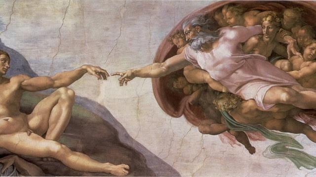 Os afrescos pintados por Michelangelo há 500 anos estariam em estado grave