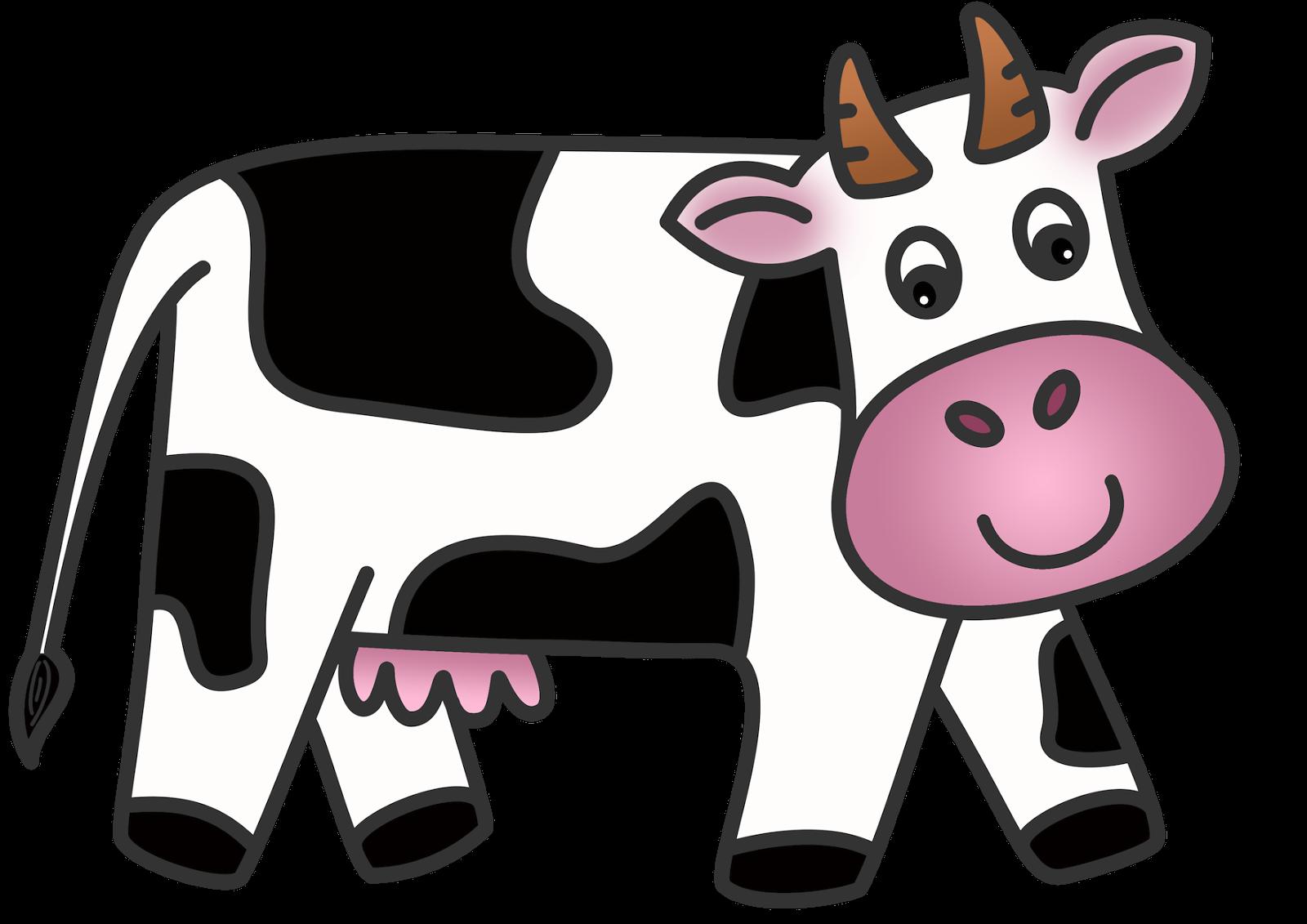 Dairy Cow Clip Art - ClipArt Best
