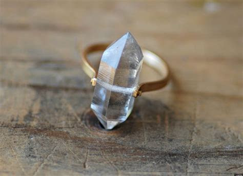 Unique Engagement Rings To Suit Every Indie Bride (PHOTOS