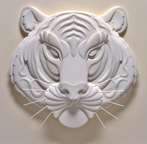 Jeff Nishinaka Paper Sculpture