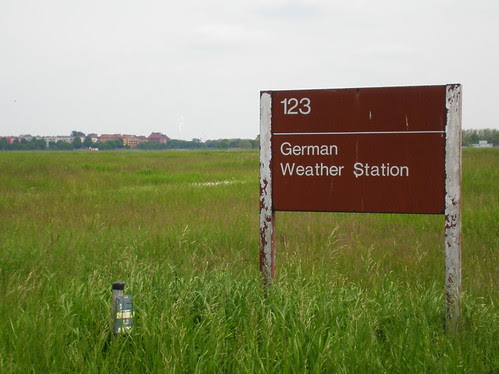 German Weather Station