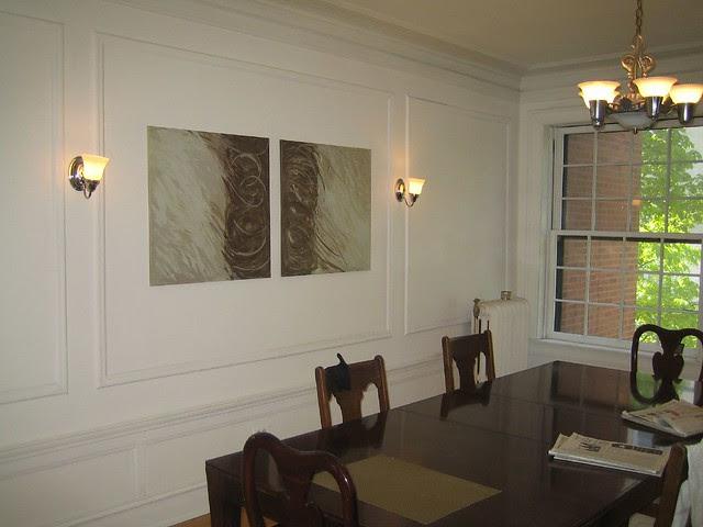 dining room sconces | Flickr - Photo Sharing!