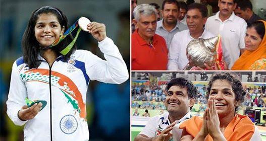 Sakshi Malik Birthday: 5 People Who Helped Sakshi Malik Reach The Mountain Top Of Success