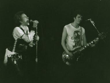 Johnny Rotten & Steve Jones