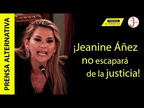 Jeanine Áñez sin escapatoria: Se viene el juicio por las víctimas de Sac...