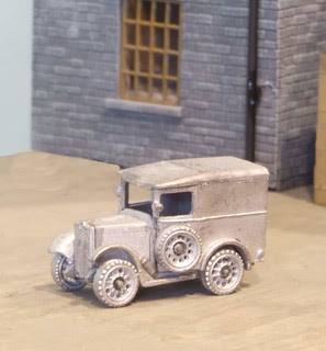 3mm scale Morris Van