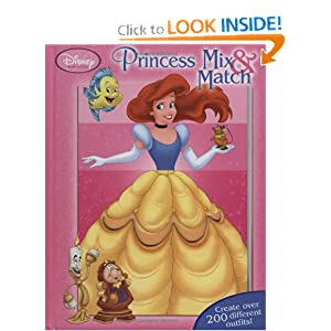 Princess Mix & Match (Disney Princess)