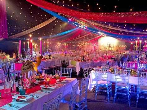 Bespoke Party Planners   Arabian Nights Theme Charity Ball