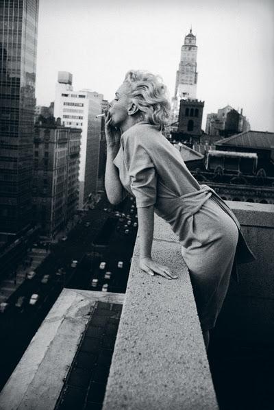 Marilyn oculta