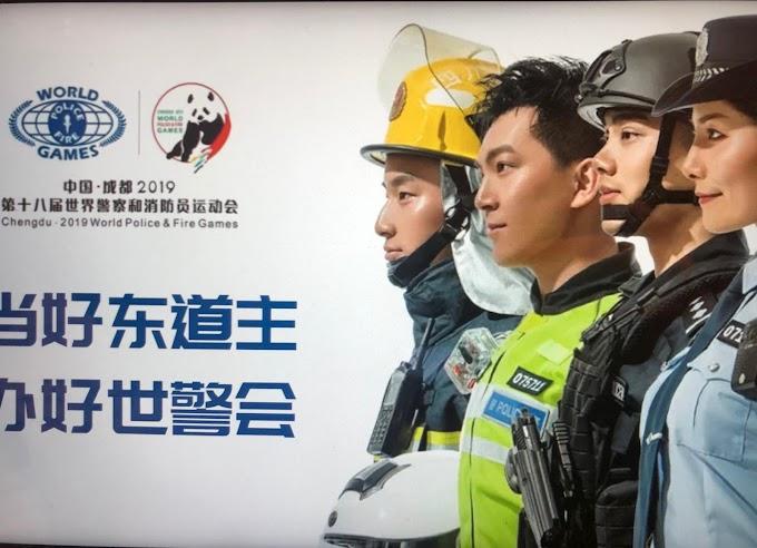 Olimpíadas Militares Policiais, pela primeira vez, Jiu Jitsu de quimono e Sem quimono.