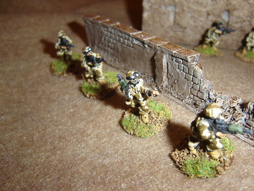 2nd Fire team, 2nd Section