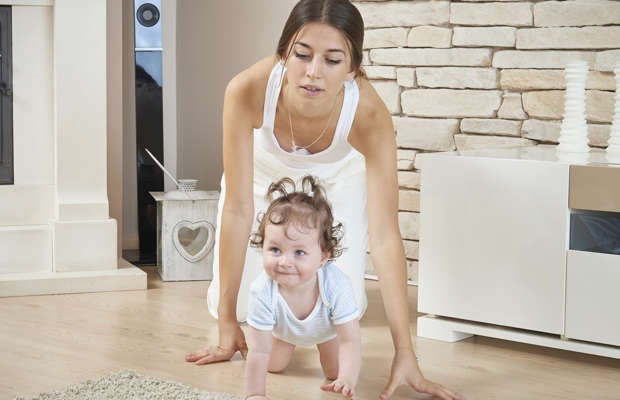 This Fitness Trend Has You Crawl Like An Infant For Stronger Muscles