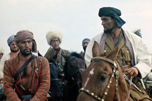 Кадр из фильма «Белое солнце пустыни»
