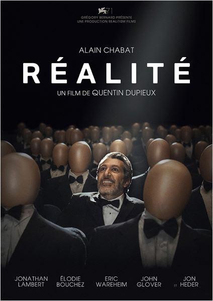 Affiche du film Réalité, de Quentin Dupieux