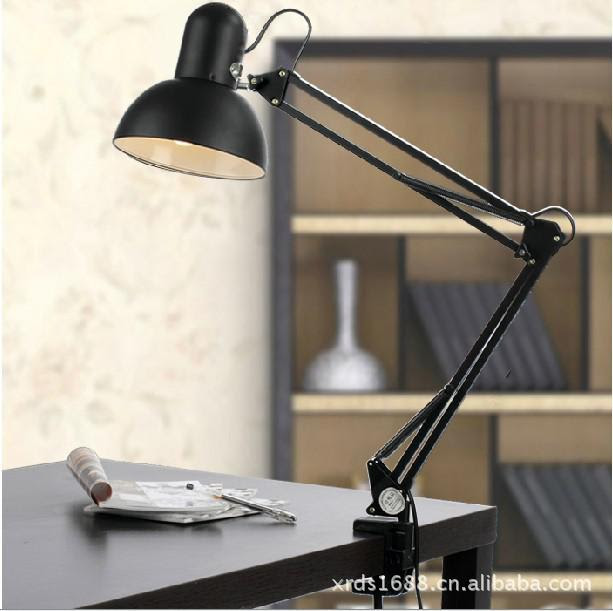 2017 Led Table Lampspecial Iron Work Table Lamp Base Can ...