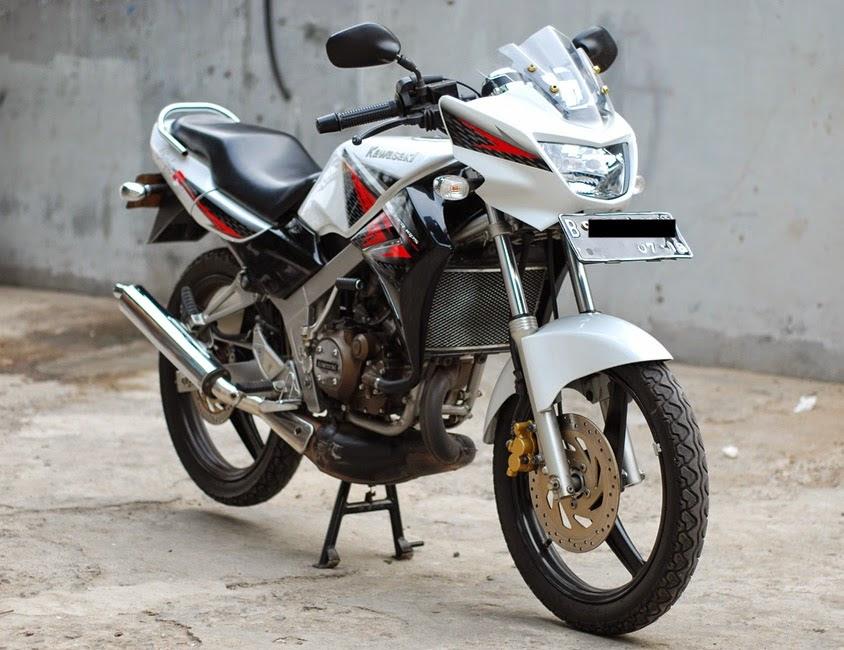 Dijual Motor Ninja R Tahun Warna Putih TANGERANG LAPAK MOBIL