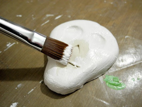 Sugar Skull Step 2