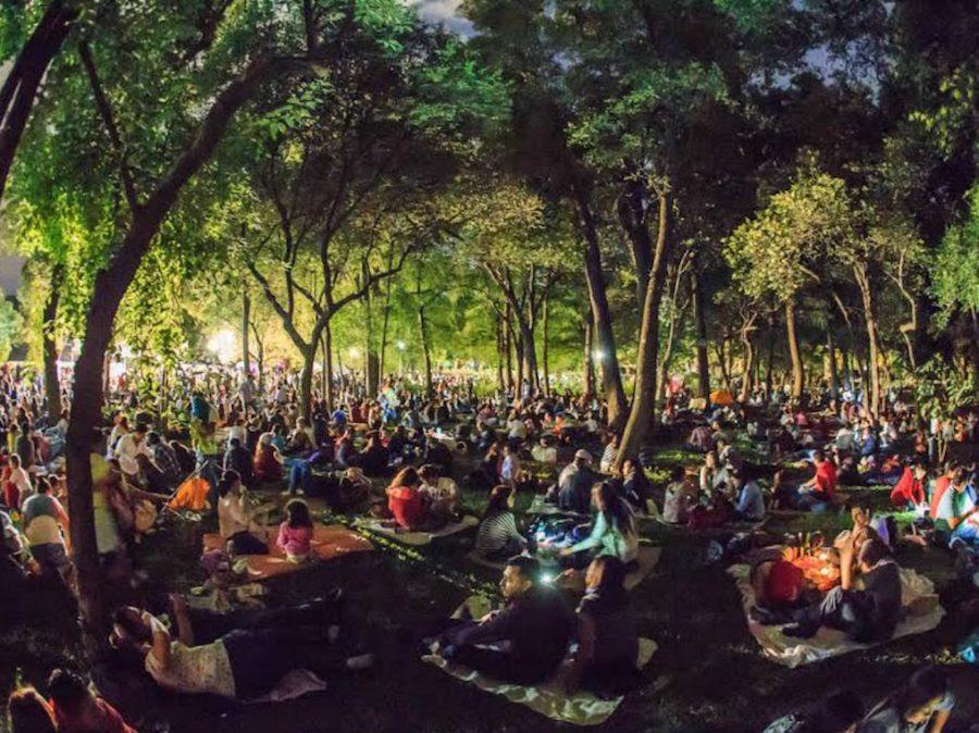 Cansados De Lo Mismo Váyanse De Picnic Nocturno A Chapultepec
