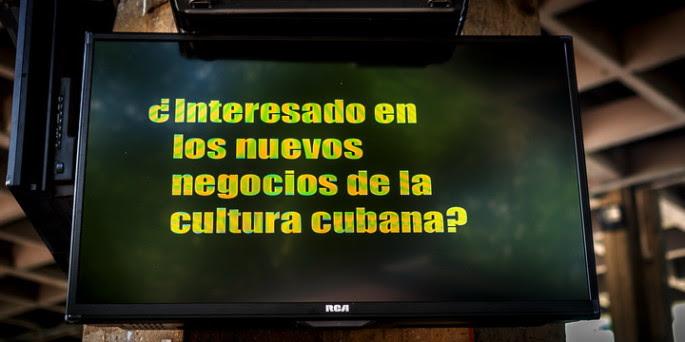 """Una """"bolsa de valores"""" en Cuba"""