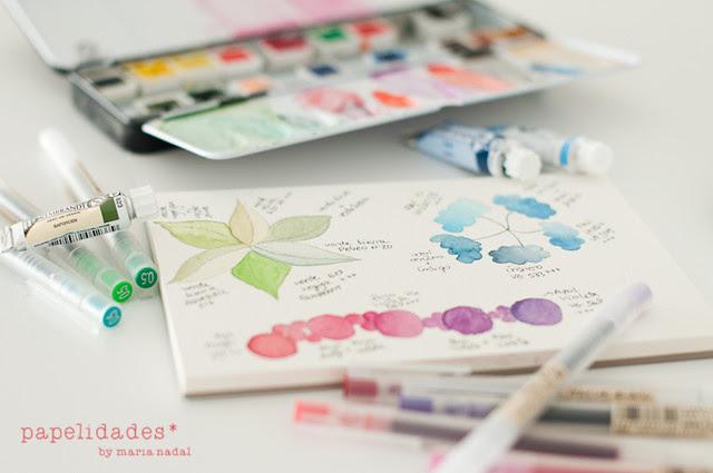 carta de colores PEQ-8
