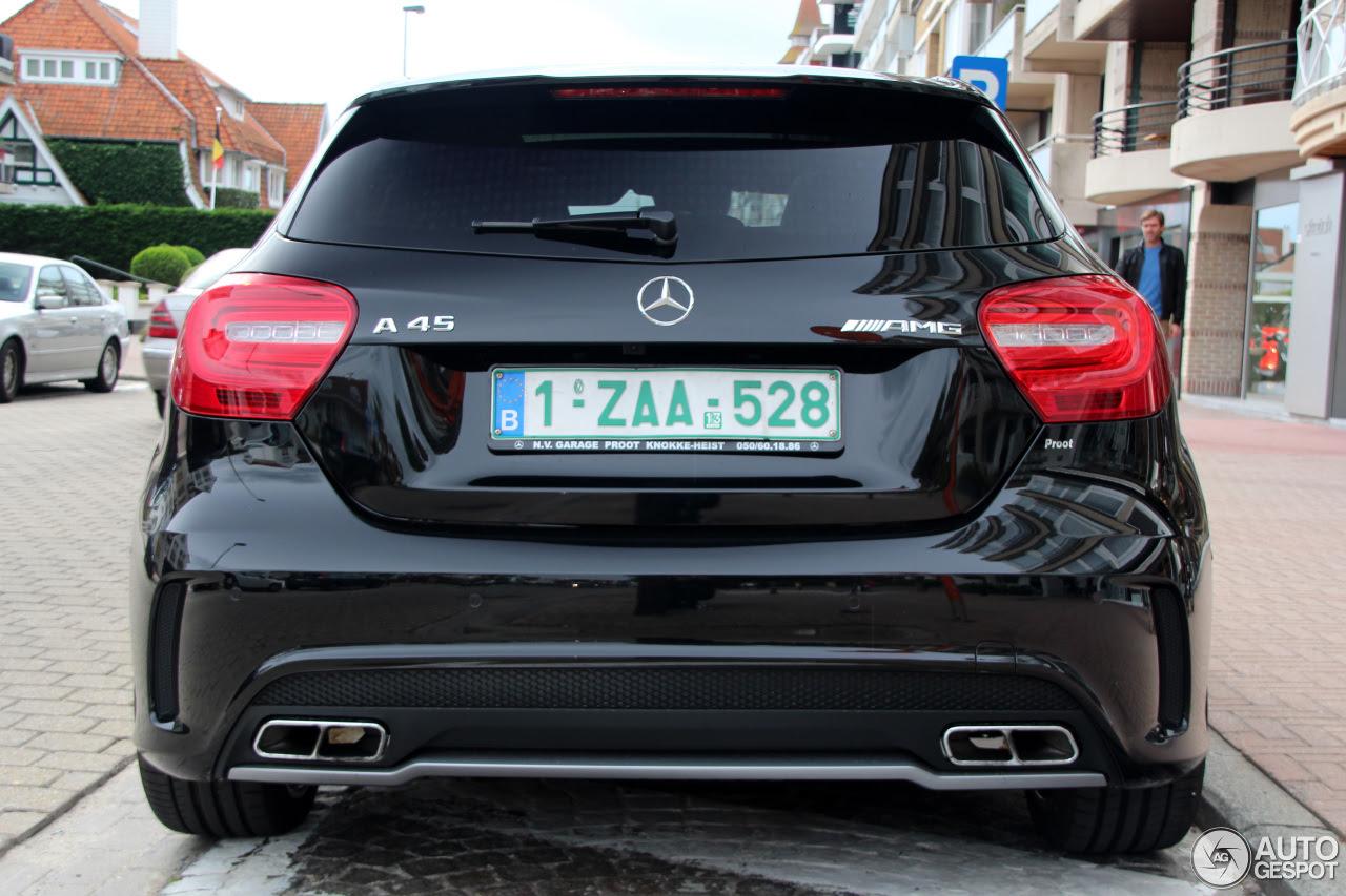 Mercedes-Benz A 45 AMG - 15 September 2013 - Autogespot